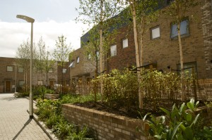 Affordable homes in Lord Graham Mews 1