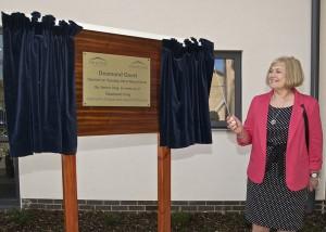 Desmond Court Opening