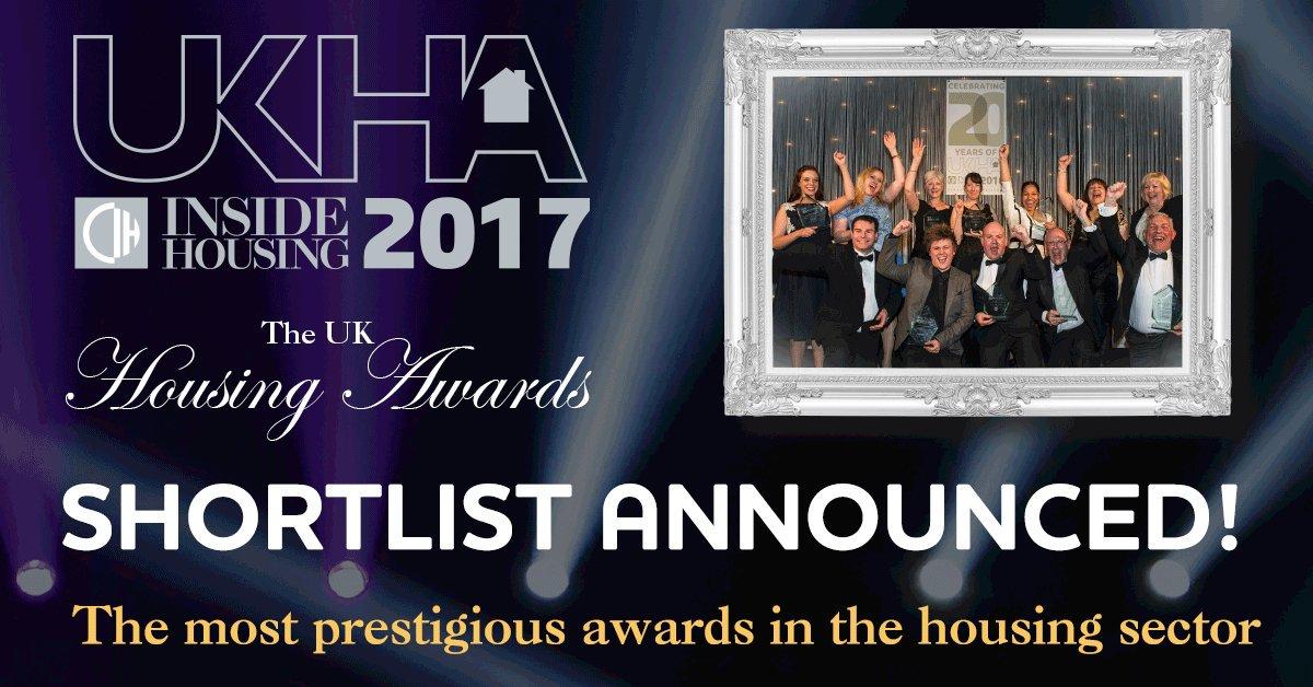 UK Housing Awards 2017 logo