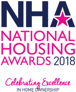 National Housing Awards 2018 logo