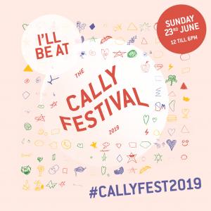 Cally Festival 2019 logo