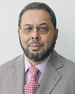 Portrait photo of Newlon Chair Aman Dalvi